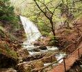 Отдых в горах, водопад Джур- джур, Генеральское 3