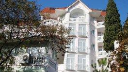 Отель Алушта, Крым61