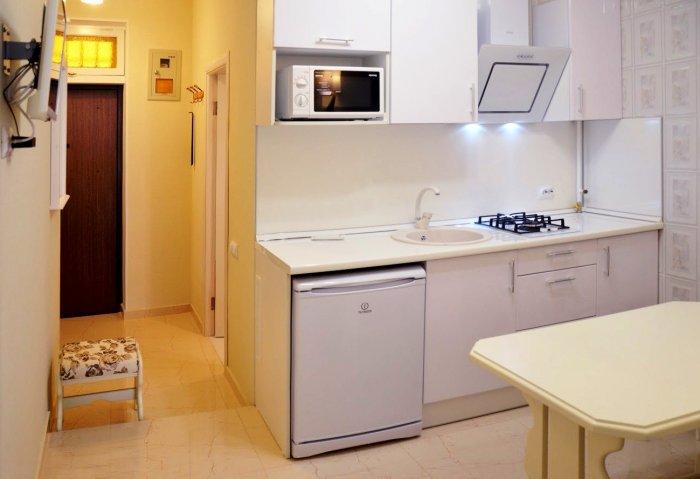 Апартаменты на набережной в Ялте
