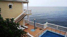 Апартаменты у моря в Форосе