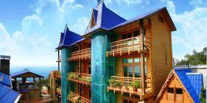 Отель в Гаспре, снять номер на праздники