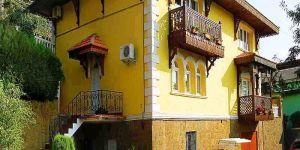 Снять дом с камином в Гурзуфе на праздники