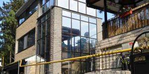 Снять современный дом с бассейном в Отрадное Ялта