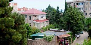 Снять дом в Гурзуфе вблизи набережной