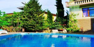 Снять дом с бассейном в Гаспре Крым