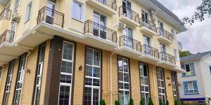 Купить 2-уровневую квартиру в Сочи, Соболевка