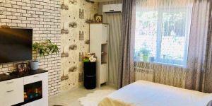 Купить однокомнатную квартиру в Сочи, ЖК Идиллия
