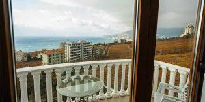 Аренда 1 комнатных апартаментов в Ливадии