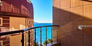 Снять 1 комнатные апартаменты у моря возле Ялта Интурист