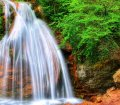 Отдых в горах, водопад Джур- джур, Генеральское 4