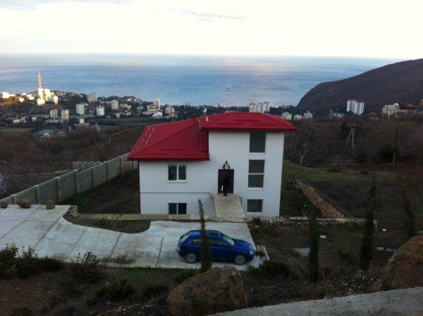 Дом в п. Лавровое