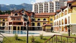Апартаменты у моря в Алупке