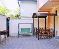 Аренда трехкомнатной квартиры с двориком в Гаспре, Ялта.