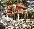 Дом- сруб в Гаспре, Ялта1
