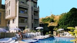 Отель в Утесе