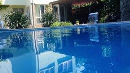 Вилла с бассейном в Гаспре