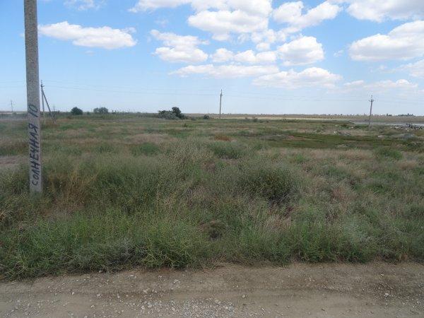 Земельный участок в с. Береговое