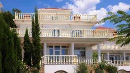 Дом в Алупке