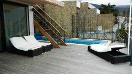 Таунхаус с бассейном в Гурзуфе