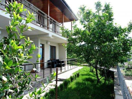 Дом с сауной у моря в Отрадном