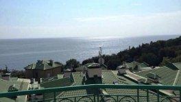 Дом с сауной у моря в Никите