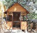 Аренда дома - сруба в парке Чаир, Гаспра, большая Ялта. 14