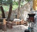 Аренда дома - сруба в парке Чаир, Гаспра, большая Ялта. 15
