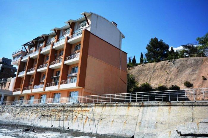 Апартаменты у моря в Отрадном