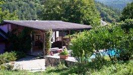 Дом с сауной в горах Бахчисарая