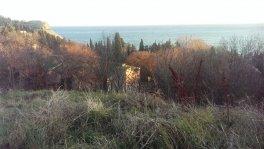 Земельный участок у моря в Утесе