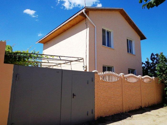 Дом в п. Заозерное