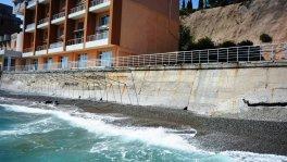Апартаменты на берегу моря в Отрадном