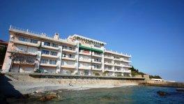 Апартаменты на первой линии от моря в Отрадном