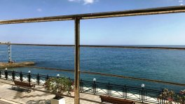 Апартаменты у моря в Никите